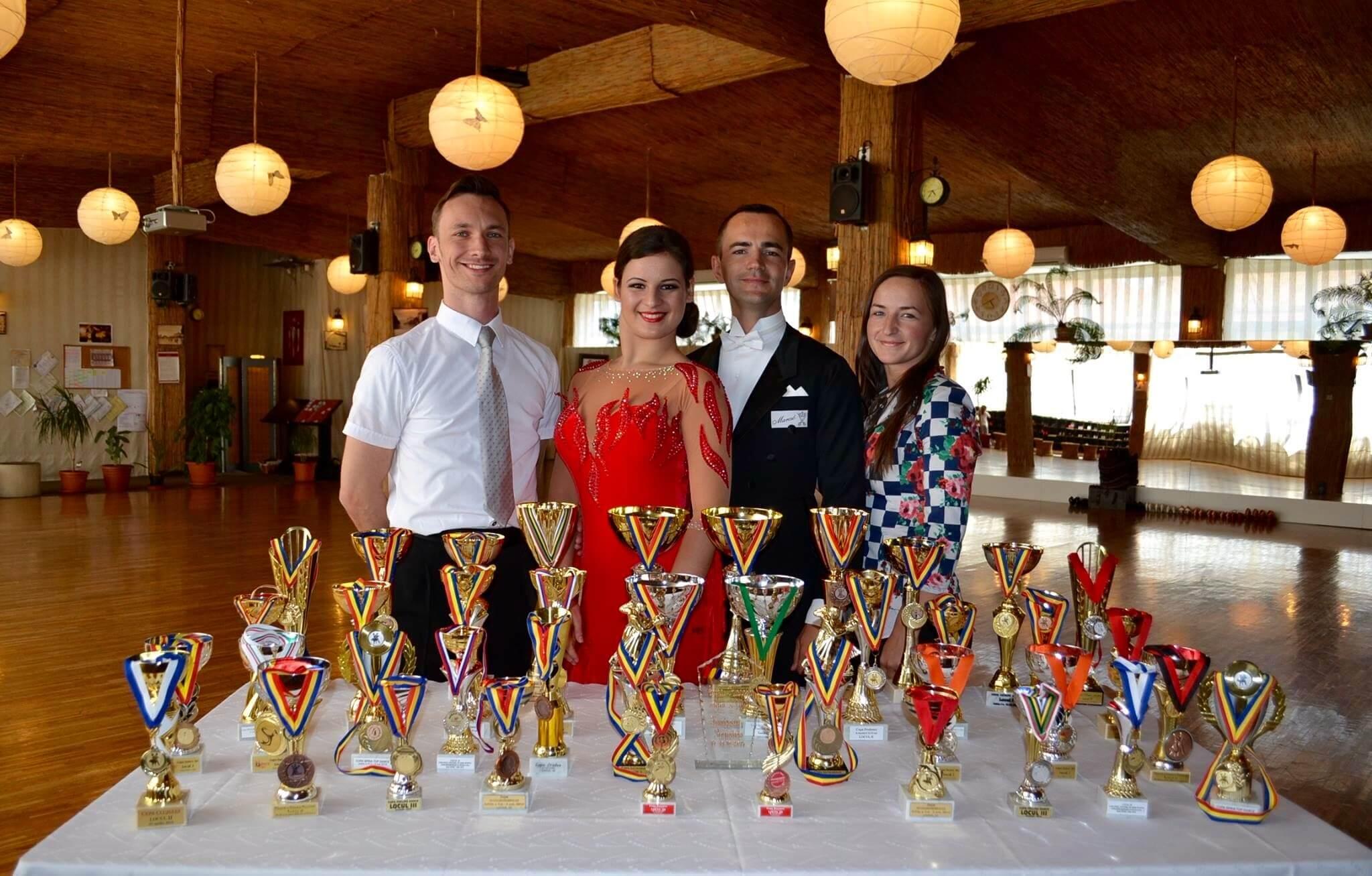 Competitiile perechii Loga Lorant & Ary Dalma (16 Martie 2014 - 5 Iunie 2016)