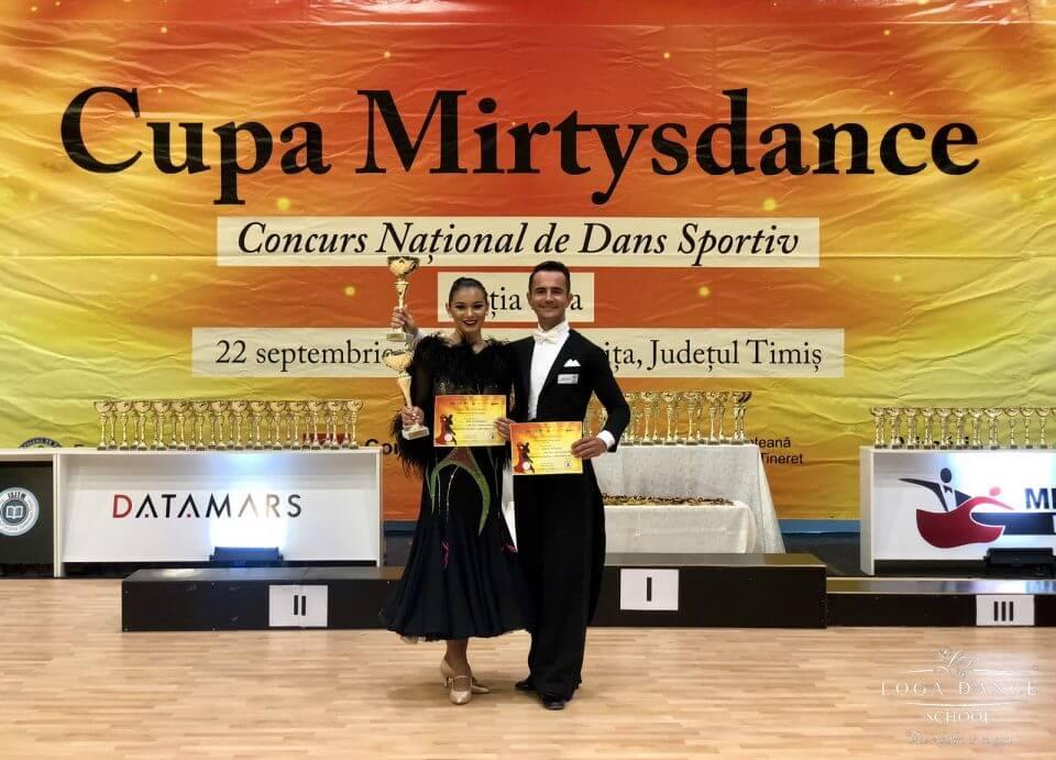 Loga Dance School & Latino Angels la Cupa Mirtysdance