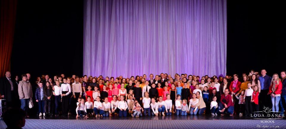 GALA Loga Dance School 2016 - Aniversare 9 Ani