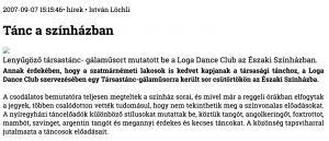 Tanc a szinhazban (szatmar.ro)