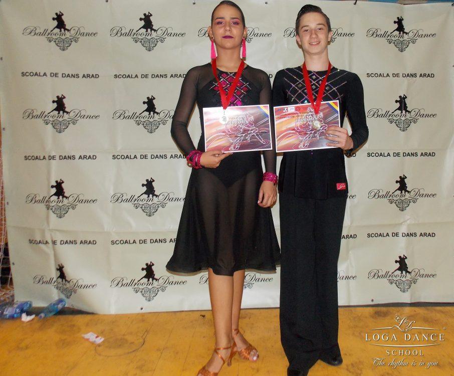 Loga Dance School la Cupa Ballroom