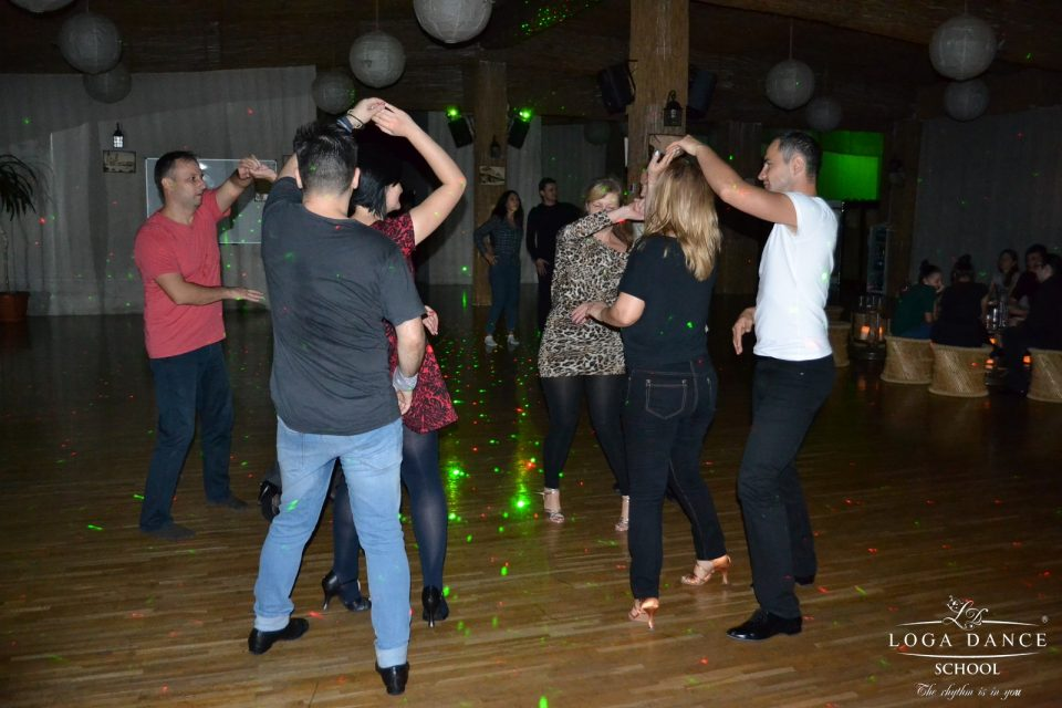 Seara de Dans Sportiv & Salsa Nr.22