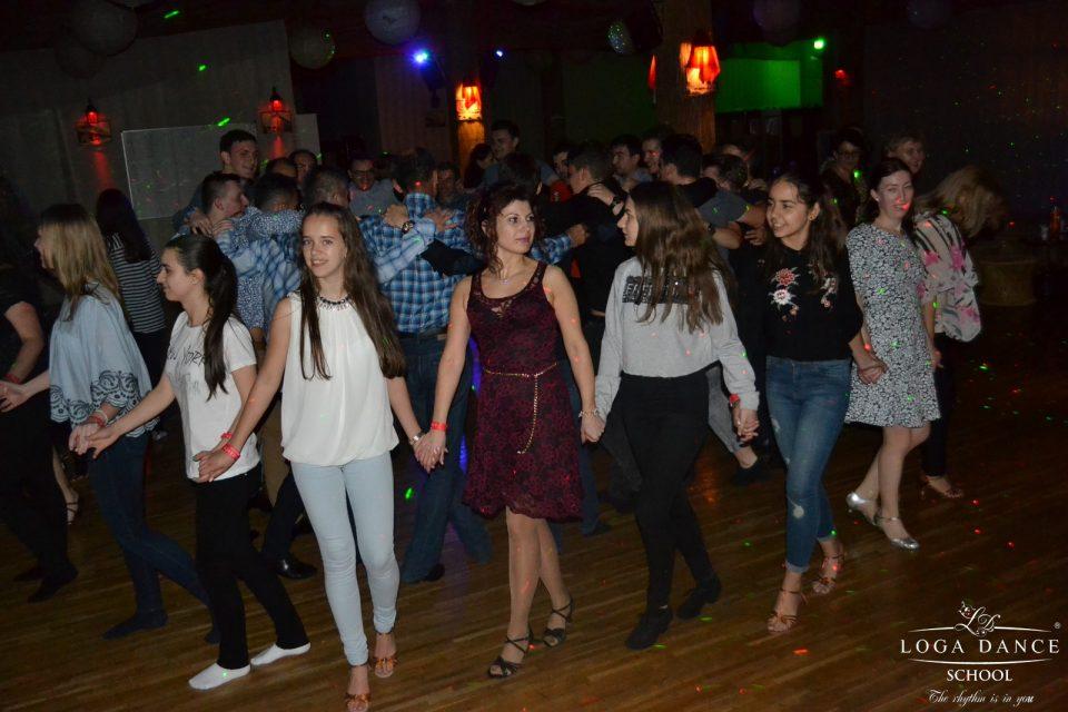 Seara de Dans Sportiv & Salsa Nr.23