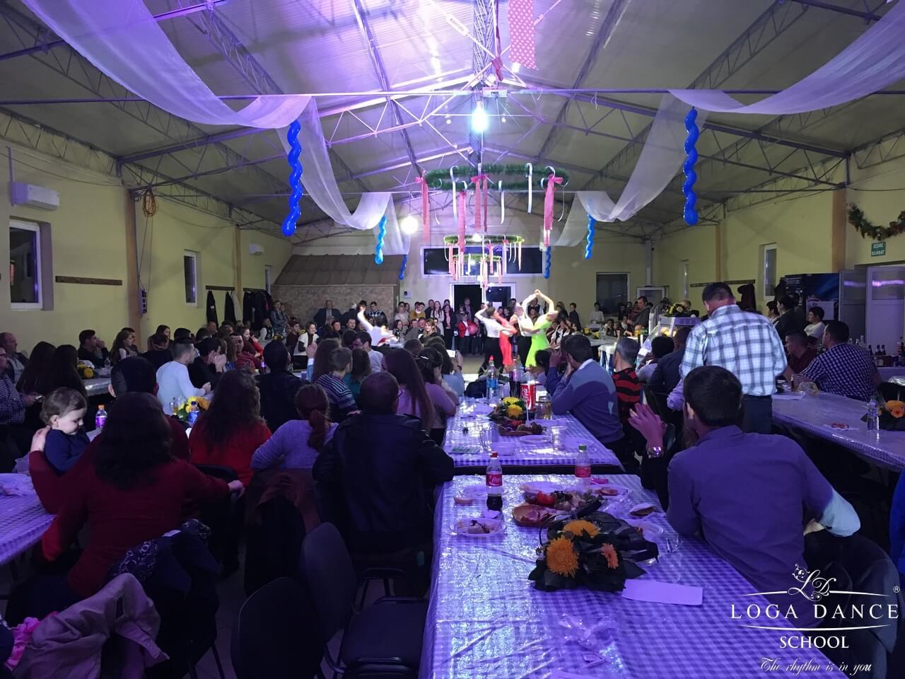 Spectacol de dans de zilele Turulung