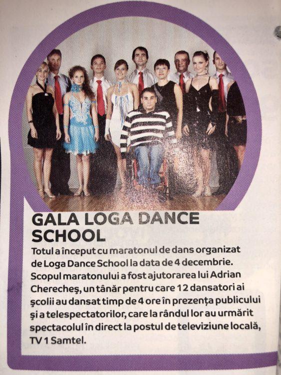 Gala Loga Dance School (Zile si Nopti)