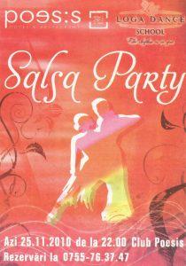 Salsa Party (Informatia Zilei)