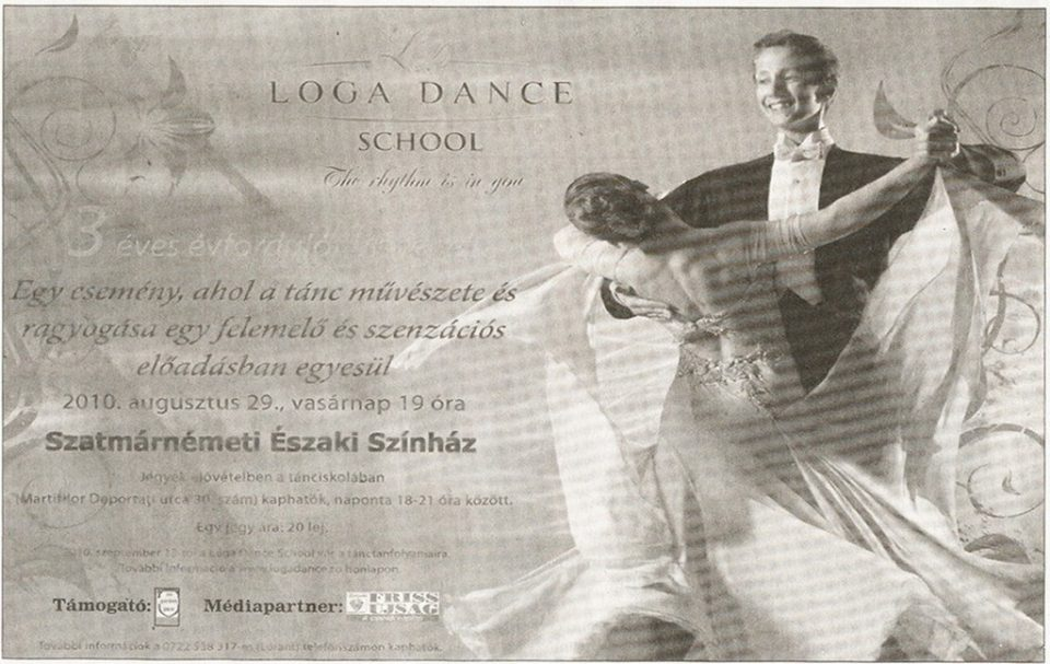 Loga Dance School 3 eves evfordulo (Friss Ujsag)