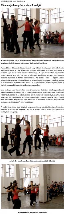 Tanc es jo hangulat a racsok mogott (szatmar.ro)