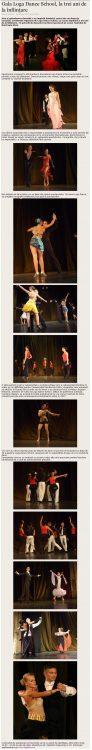 Gala Loga Dance School, la trei ani de la infiintare (satumareonline.ro)