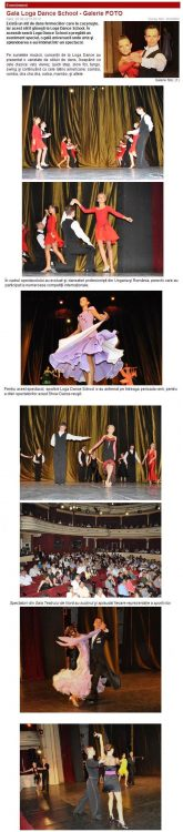 Gala Loga Dance School (portalsm.ro)