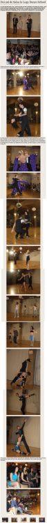 Doi ani de salsa la Loga Dance School (satumareonline.ro)