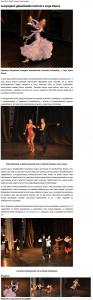 Lenyugozo galaeloadast tartott a Loga Dance School (szatmar.ro)