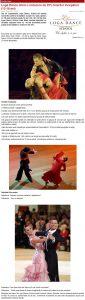 Loga Dance School ofera o reducere de 25% tinerilor incepatori (12-18 ani) (portalsm.ro)