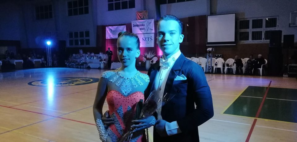 Loga Dance School la Cupa Zemplinska