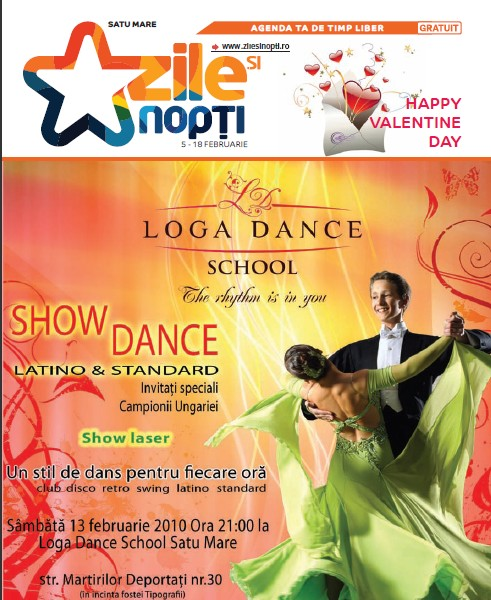 Show Dance Latino & Standard (Zile si Nopti)