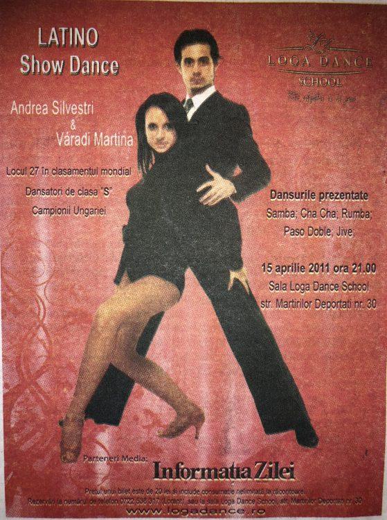 Show Dance Latino la Loga Dance School (Informatia Zilei)