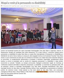 Mosul a venit si la persoanele cu dizabilitati (gazetanord-vest.ro)