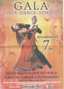 Gala Loga Dance School - Aniverseaza 7 ani (Informatia Zilei)