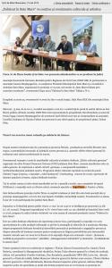 """""""Fabricat in Satu Mare"""" va contine si evenimente culturale si artistice (informatia-zilei.ro)"""