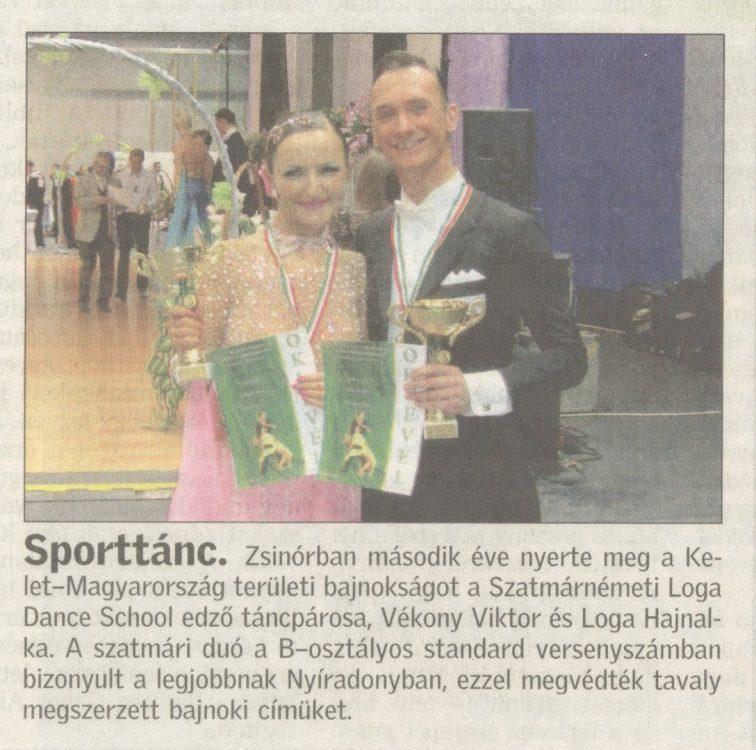 Sporttanc (Friss Ujsag)
