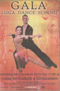 Gala Loga Dance School - Aniverseaza 6 ani (Informatia Zilei)