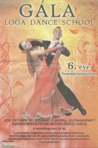Loga Dance School Gala - 6 Eve Szatmarnemetiben (Friss Ujsag)