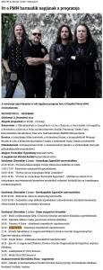 Itt a PMN harmadik napjanak a programja (szatmar.ro)