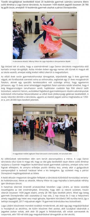 Tizenkilenc leukemias gyermek mehet Disneylandbe(frissujsag.ro)