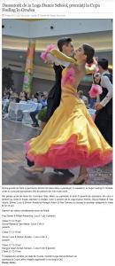 Dansatorii de la Loga Dance School, premiati la Cupa Feeling in Oradea (gazetanord-vest.ro)