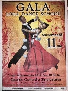 Gala Loga Dance School - Aniversare 11 ani (Informatia Zilei)