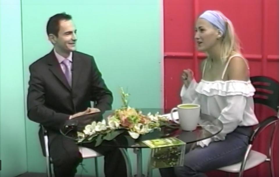 A Nord Vest TV musoraban a Loga Dance Schoolrol beszelgetunk