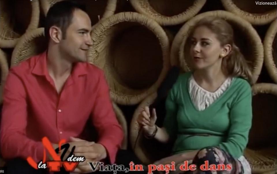"In emisiunea ""Ne vedem la TV"" cu Loga Lorant & Raluca Jofi"