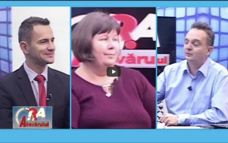 """In emisiunea """"Ora Adevarului"""" vorbim despre Campania caritabila"""