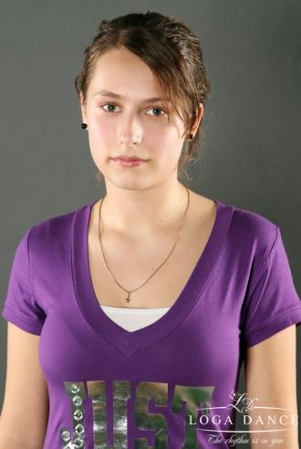 Vajda Edina - elev