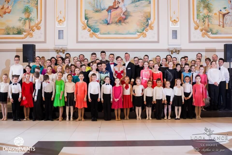Campania Caritabila Loga Dance School 2018 Editia a 12-a