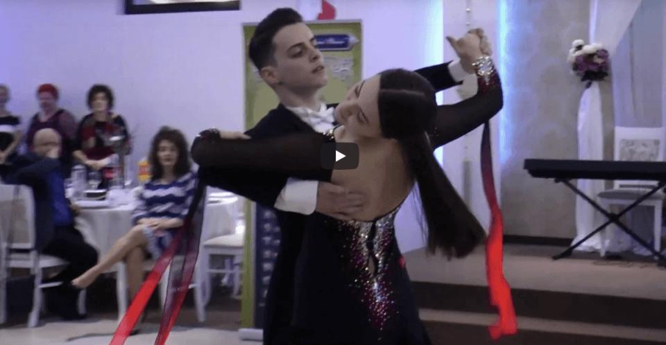 Spectacol de dans la Balul Caritabil - Doamna Stanca