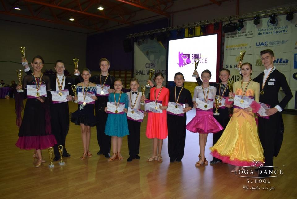 Loga Dance School la Cupa Shall We Dance