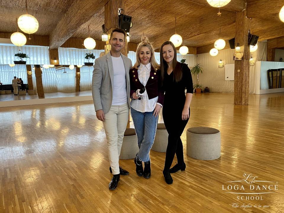 Interviu cu fratii LOGA Lorant & Hajni la NVdem la TV cu Raluca Jofi