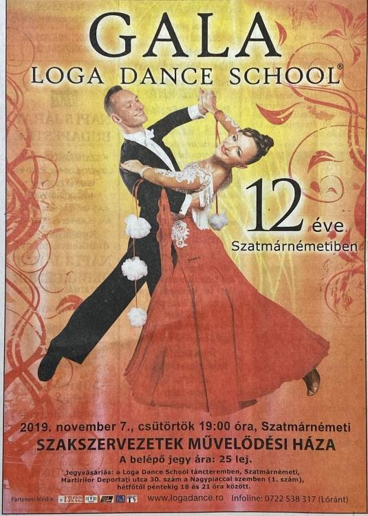 Loga Dance School GALA 2019. (Friss Ujsag)
