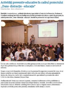 Programul Zilelor Orasului Satu Mare, editia 2017 (satumareonline.ro)