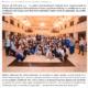 Intalnire de succes a elevilor satmareni cu Politia, la discoteca Loga Dance School. (actualitateasm.ro)