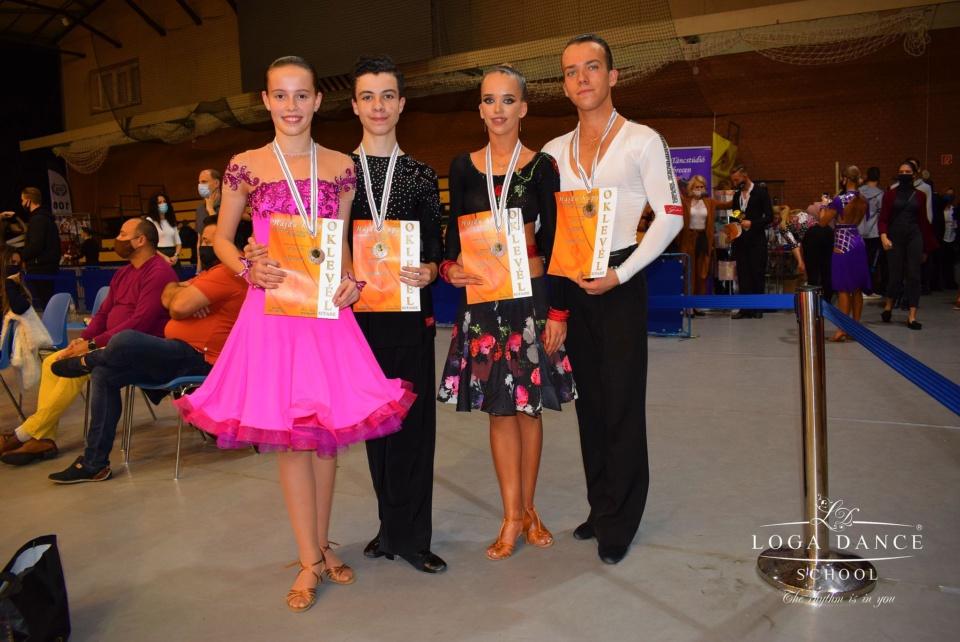 Loga Dance School la Cupa Hajdu