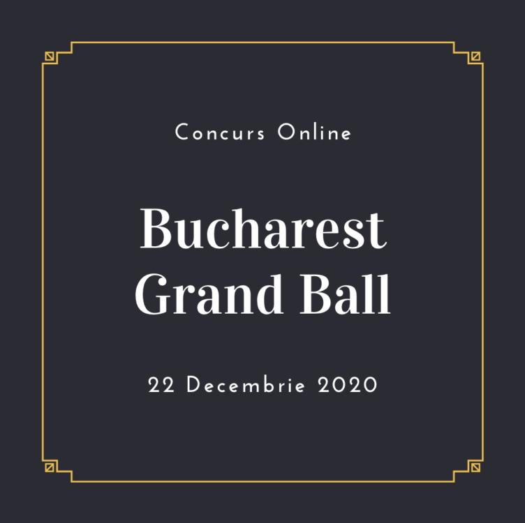 Loga Dance School la Bucharest Grand Ball