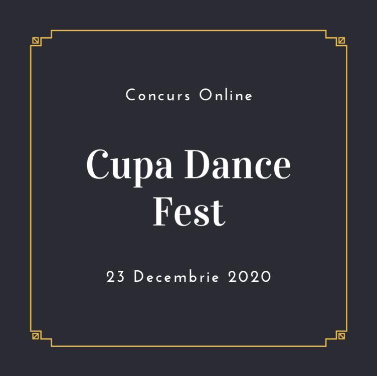 Loga Dance School la Cupa Dance Fest