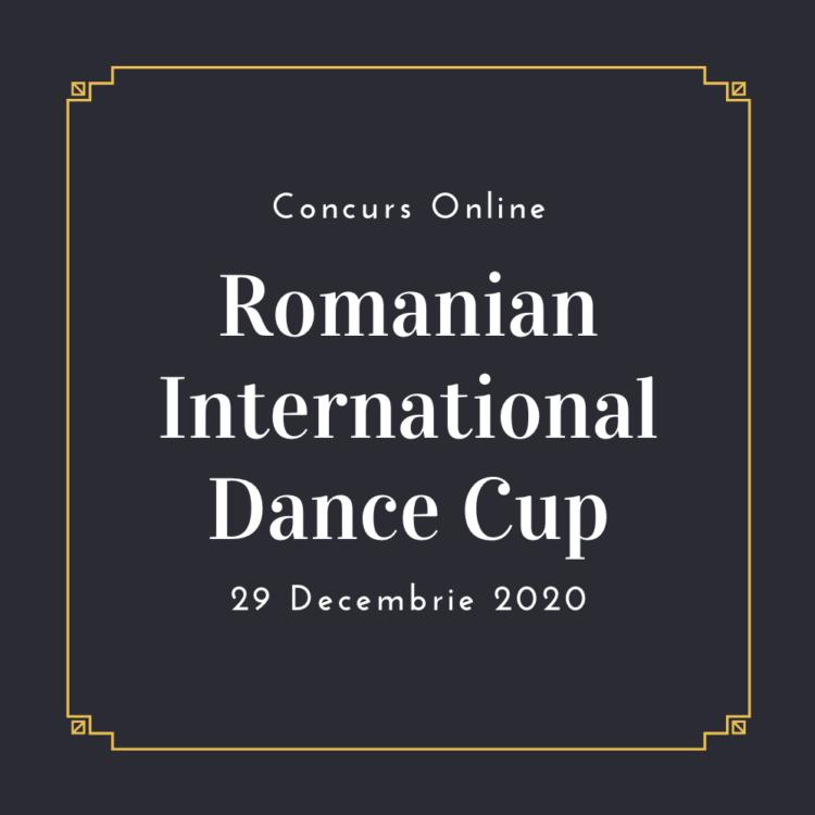 Loga Dance School la Romanian International Dance Cup