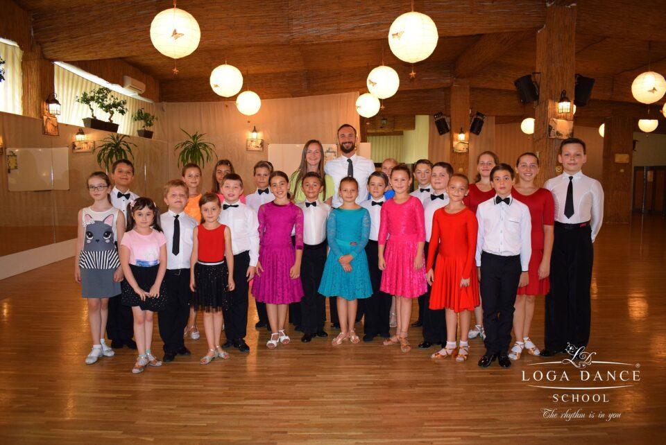 Cantonament - Grupa de Performanta Copii - Dans Sportiv