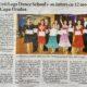 Sportivii Loga Dance School s-au intors cu 12 medalii de la Cupa Oradea. (Informatia Zilei)