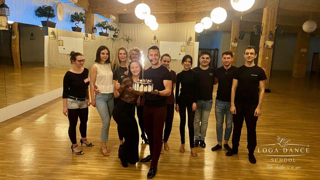 Loga Lorant Surprise Birthday Party